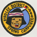 1966 Byrd-Lee District Spring Camporee