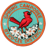 Byrd-Lee District Spring Camporee