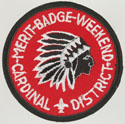 Cardinal District Merit Badge Weekend