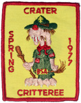 1977 Crater District Spring Critteree