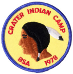 1978 Crater Indian Camp