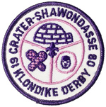 1980 Crater-Shawondasse District Klondike Derby