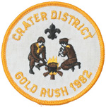 1982 Crater District Gold Rush