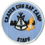 1983 Crater Day Camp Indian Chiefs STAFF