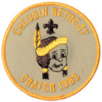 1983 Crater District Chesdin Retreat