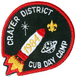 1984 Crater District Cub Day Camp