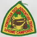 1966 Powhatan District Spring Camporee