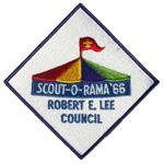 1966 Robert E. Lee Council Scout-O-Rama