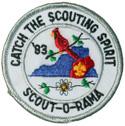 1983 Robert E. Lee Council Scout-O-Rama