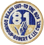 1981 Robert E. Lee Council Reach Out To The 80s Roundup