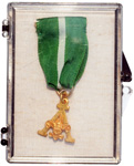 Scouter's Award 1956 - 71