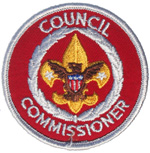 Council Commissioner 1973 - 89