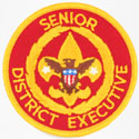 Senior District Executive 2002 - 10