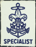 Sea Explorer Specialist - White