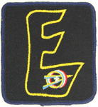 "Sea Explorer ""E"" Jacket Patch"