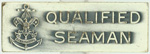 Sea Explorer Qualified Seaman Pin