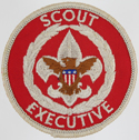 Scout Executive 1970 - 72