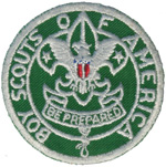 Scoutmaster 1942 - 45