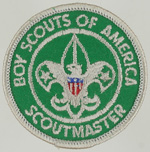 Scoutmaster 1970 - 72