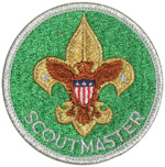 Scoutmaster 1972 - 82