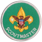 Scoutmaster 1973 - 89