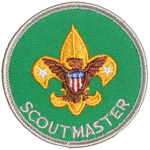 Scoutmaster 1973 - 76