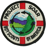 Project SOAR Pocket Patch