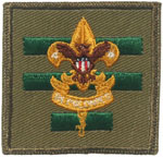 Senior Patrol Leader 1955 - 60