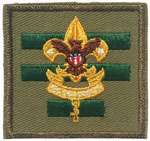 Senior Patrol Leader 1960 - 64