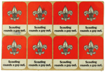 Scouting rounds a guy out - Decal Sheet