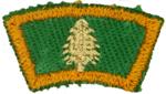 Senior Scout Title Woodsman 1945 - 49