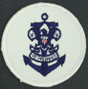 Sea Scout Medallion 1954 - 80