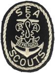 Sea Scout Sweater Emblem