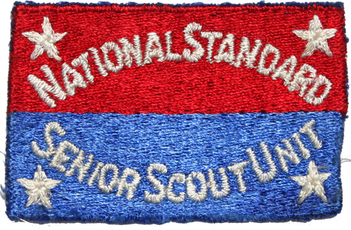 Senior Scout Unit National Standard 1944 - 49