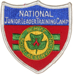 Schiff Scout Reservation Junior Leader Training Camp