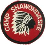 1953 and 54 Camp Shawondasee