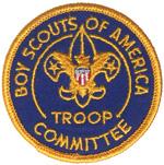 Troop Committee 1970 - 72