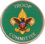 Troop Committee 1973 - 89