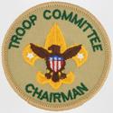 Troop Committee Chairman 1989 - 02