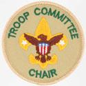 Troop Committee Chair 2009