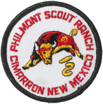Philmont Trading Post Pocket Patch