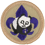 Boy Scout™ World Conservation Emblem 1989 - 02