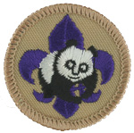 Boy Scout™ World Conservation Emblem 2002 - Current