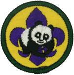 Venturing World Conservation Emblem 2002 - Current