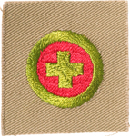 First Aid 1920 - 33