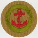 Seamanship 1934 & 35