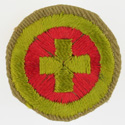 First Aid 1938 - 40