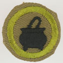 Cooking 1941 - 42