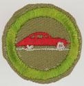 Automobiling 1942 - 46