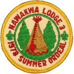 1978 Nawakwa Summer Ordeal
